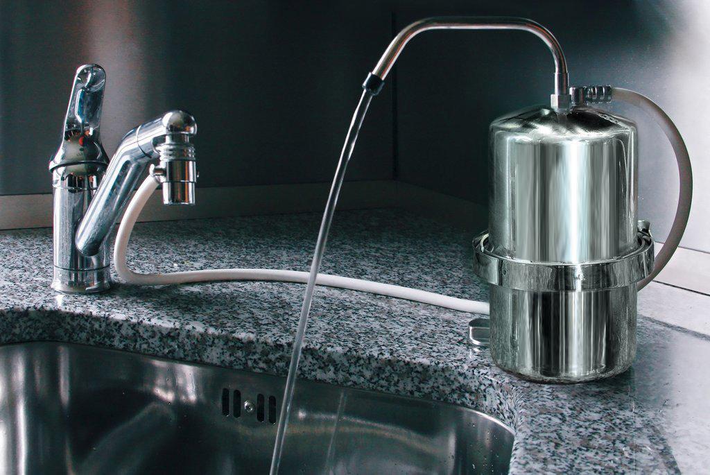 mp-750 ssct, der Auftisch-Wasserfilter