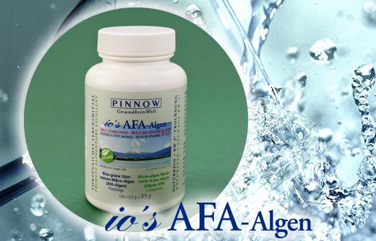 afa algaes original klamath lake